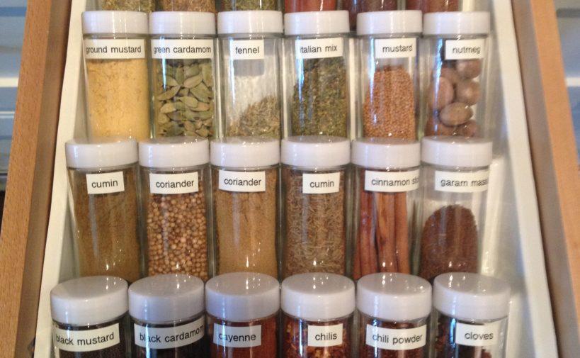 Spice Drawer